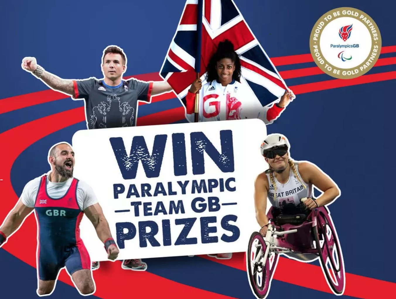Nestle Paralympic